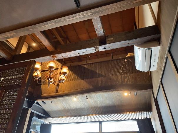 富屋珈琲店 2階