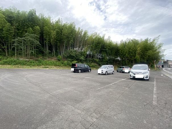 もり家 高松本店駐車場