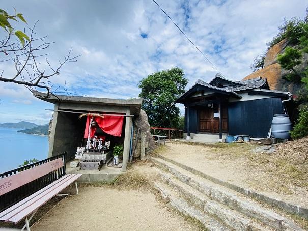 重岩不動石鎚神社