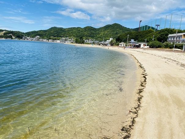 土庄鹿島海水浴場