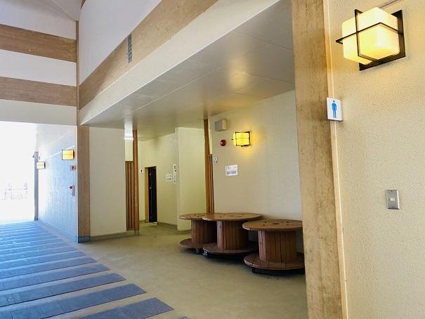 休暇村瀬戸内東予 トイレ・シャワー
