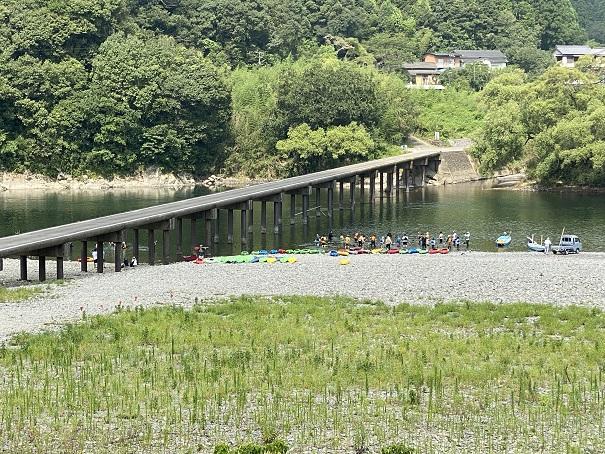 水難事故多発の川遊びスポット