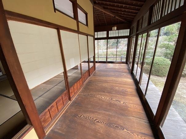 マイントピア別子 泉寿亭廊下