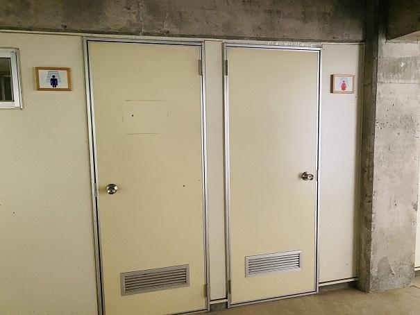 瀬戸コミュニティーセンター シャワー