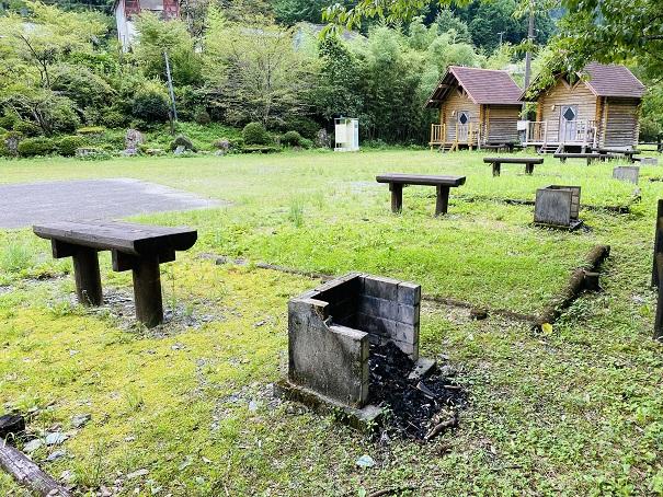 白髪山ふれあいの村キャンプ場