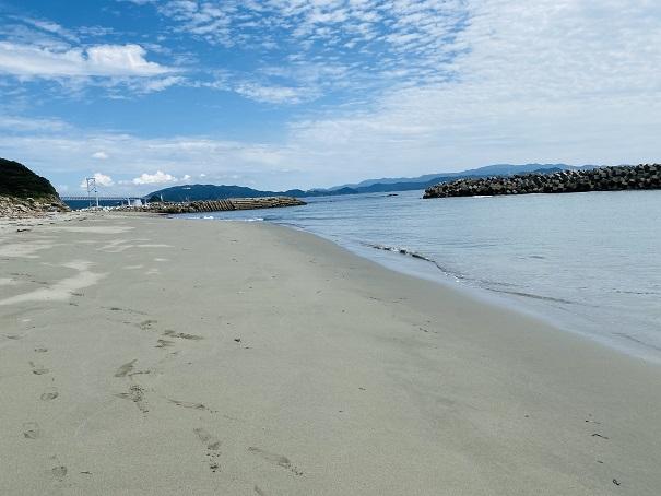 大毛海岸 鳴門海峡