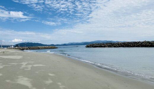 大毛海岸 砂浜のキレイな海水浴場とビーチ 鳴門市