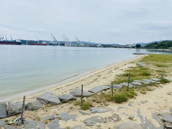 星の浦海浜公園 ロケーション