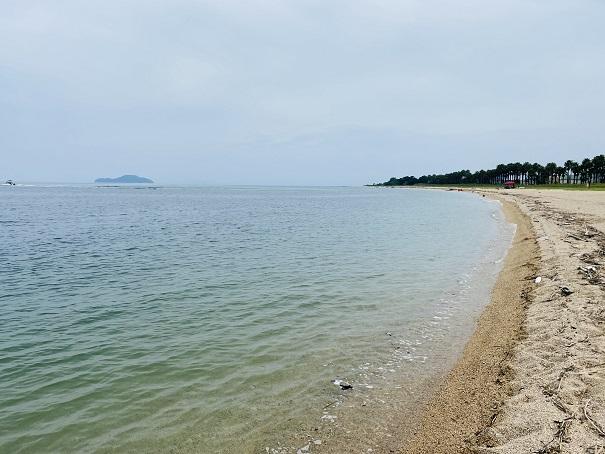 織田ヶ浜海水浴場 海水浴場