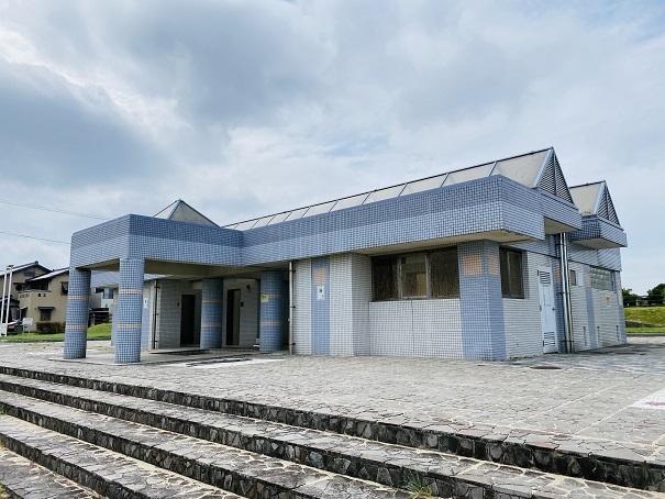 織田ヶ浜海水浴場 トイレ