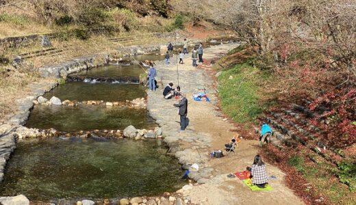 岡山県のおすすめ釣り堀 ニジマスやアマゴの渓流や海釣り