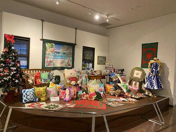 タオル美術館 キャシー中島キルト雑貨