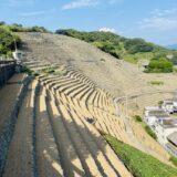 遊子水荷浦の段畑 耕して天に至る石垣 壮観な絶景 宇和島市