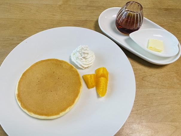 cafe悠花 パンケーキ
