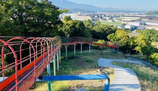黒島海浜公園 キャンプ場 スケートパーク バスケットゴール 新居浜市