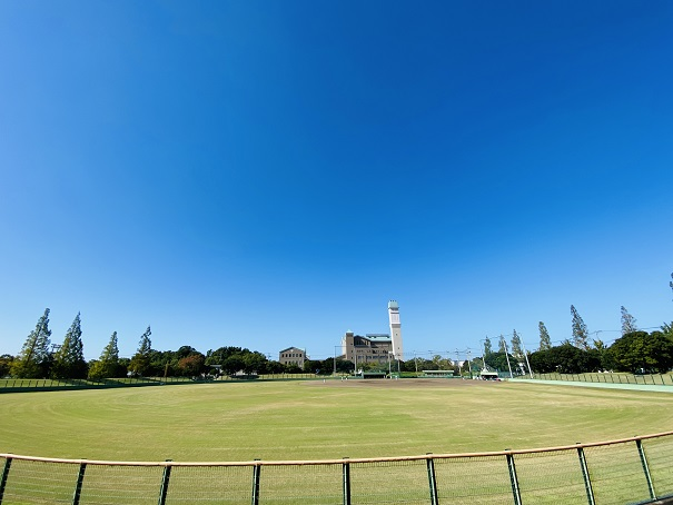 伊予三島運動公園 野球場
