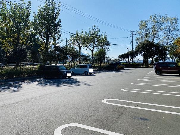 伊予三島運動公園 西駐車場