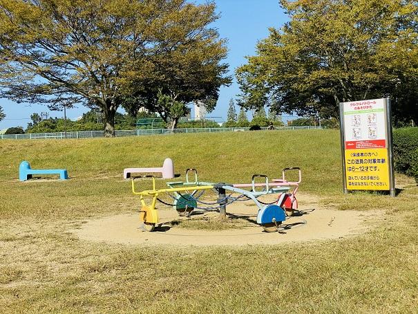 伊予三島運動公園 クルクルパトロール