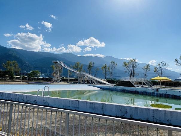 伊予三島運動公園 プール