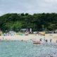 羽合海水浴場ビーチ