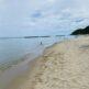 鳥取県 きれいな穴場の海水浴場 宇野海水浴場